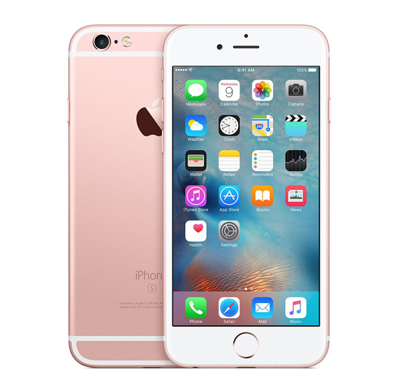 apple iphone 6s 64gb rose gold simlockfrei ohne. Black Bedroom Furniture Sets. Home Design Ideas