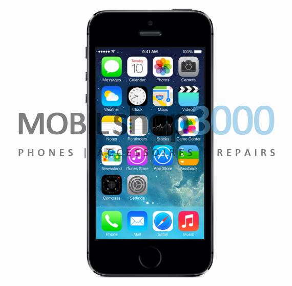 apple iphone 5s 32gb spacegrau simlockfrei ohne vertrag. Black Bedroom Furniture Sets. Home Design Ideas