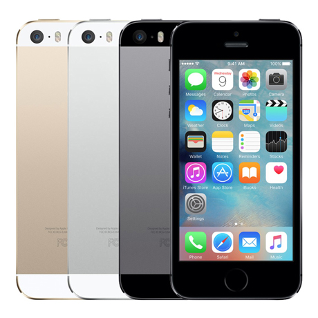 apple iphone 5s 16gb 32gb 64gb spacegrau silber gold. Black Bedroom Furniture Sets. Home Design Ideas