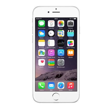 Apple iPhone 6 128GB Silber