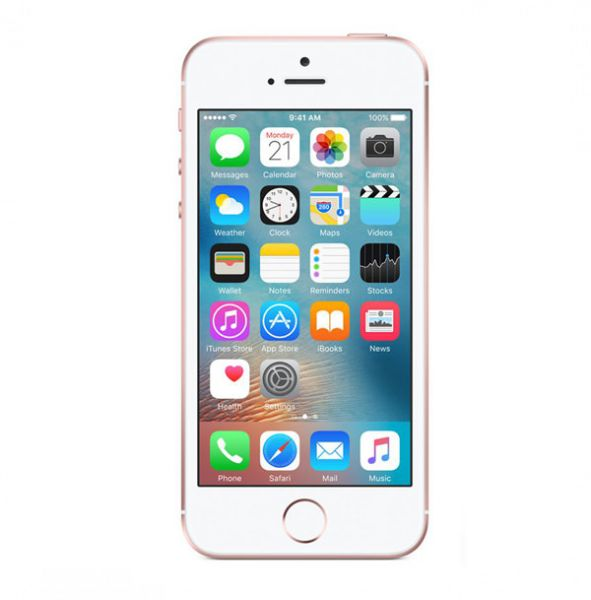 Apple iPhone SE 16GB Rosegold