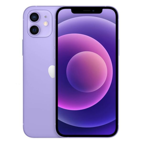 Apple iPhone 12 Mini 256GB - Violett