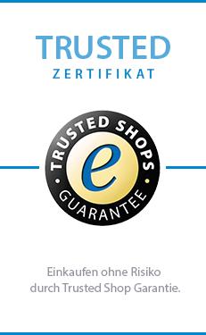 Trustedshops Garantie