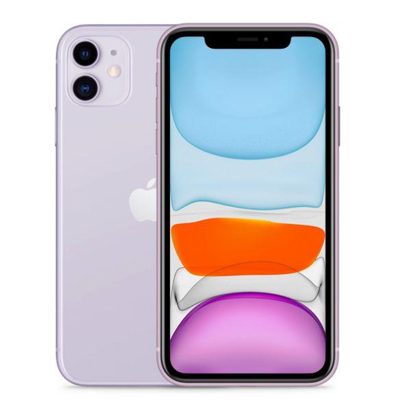 iPhone 11 Violett