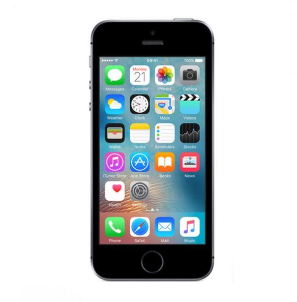 Apple iPhone SE 16GB Spacegrau