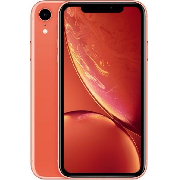 Apple iPhone XR 64GB - Koralle