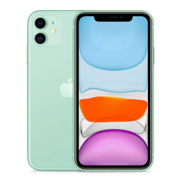 iPhone 11 Grün