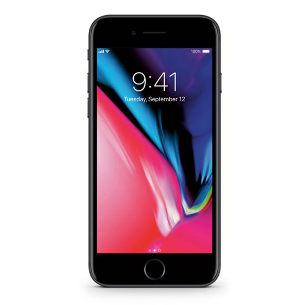 Apple iPhone 8 256GB - Spacegrau
