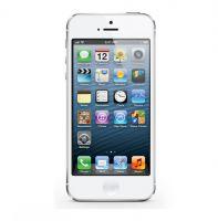 Apple iPhone 5 16GB - Weiss / Silber gebraucht online kaufen