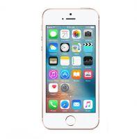 Apple iPhone SE 64GB Roségold gebraucht kaufen