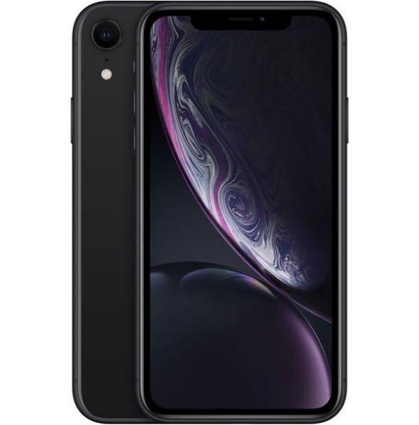 Apple iPhone XR 256GB - Schwarz